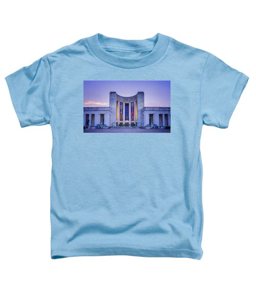 Hall Of State Texas Toddler T-Shirt