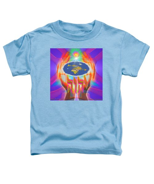 Hands Of Creation Toddler T-Shirt