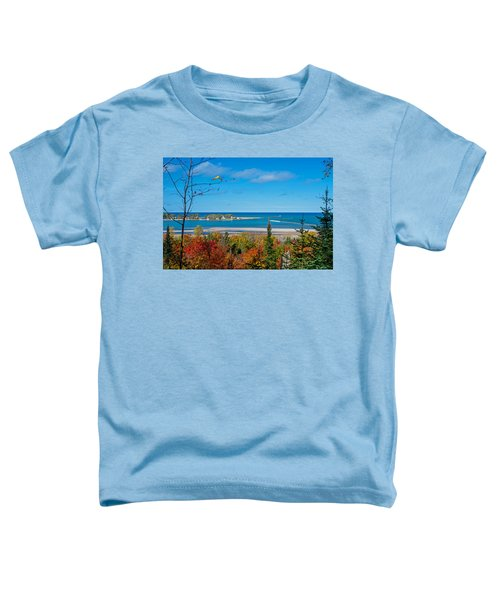 Harbor View  Toddler T-Shirt