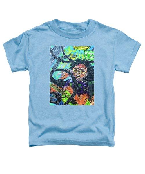 Hard Bass Nights Toddler T-Shirt