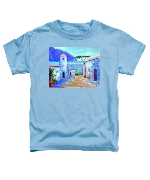 Harmony Of Como Toddler T-Shirt