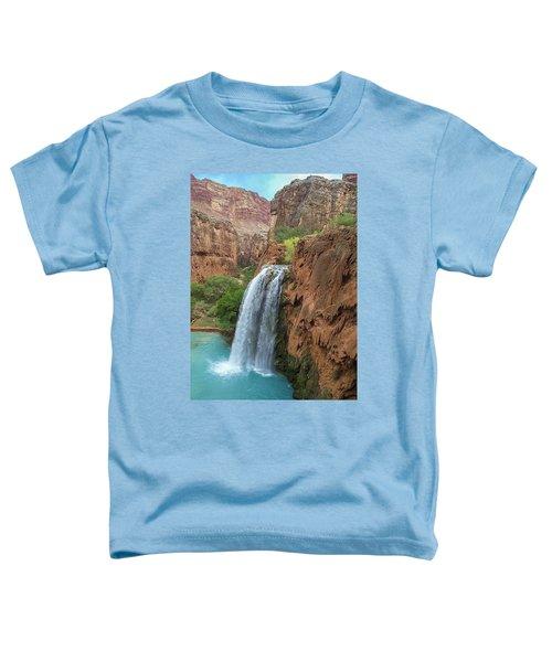 Havasu Falls Grand Canyon Toddler T-Shirt