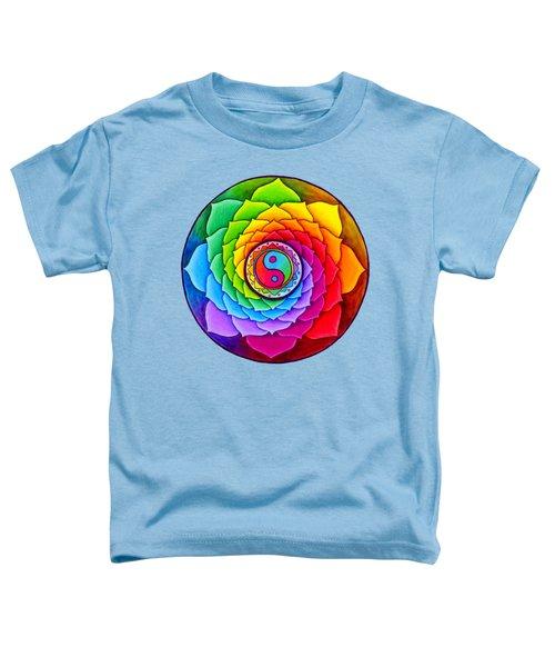 Healing Lotus Toddler T-Shirt