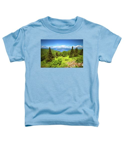 Height Of Land Toddler T-Shirt