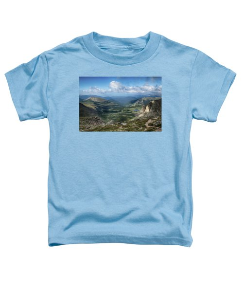 Helms Lake Valley 2 Toddler T-Shirt