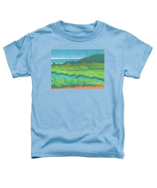 Heron's Home Toddler T-Shirt