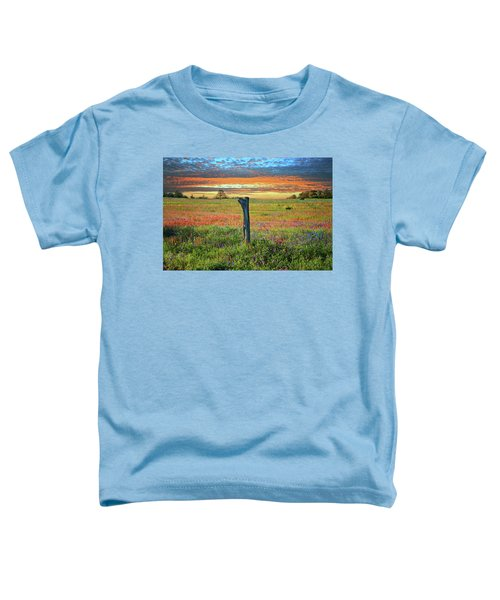 Hill Country Heaven Toddler T-Shirt