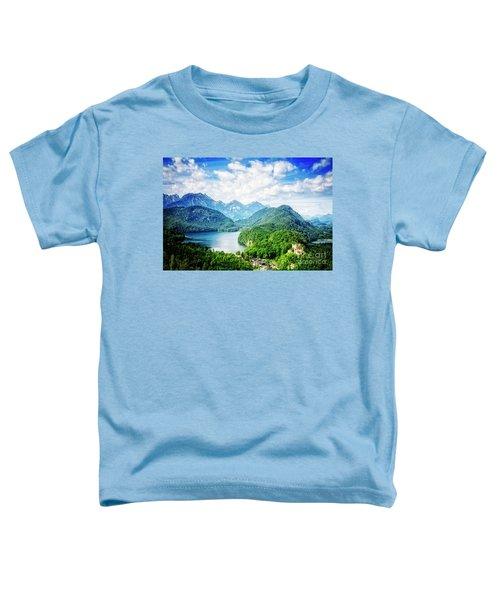 Hohenschwangau Toddler T-Shirt