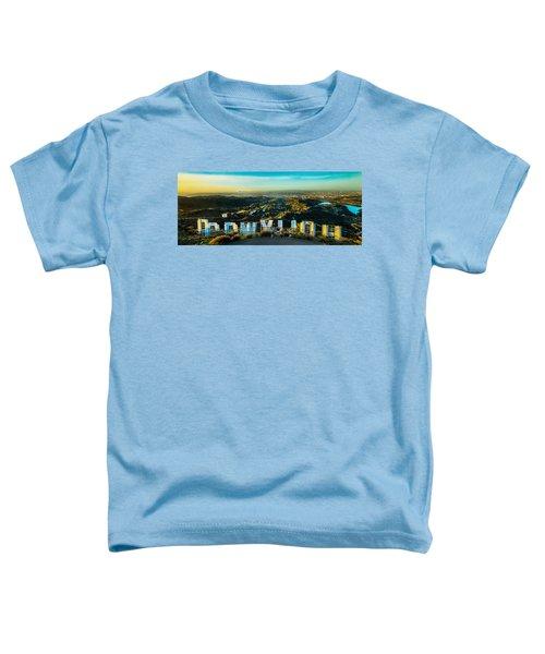 Hollywood Dreaming Toddler T-Shirt