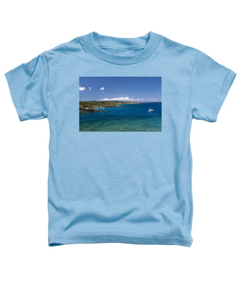 Honolua Bay Toddler T-Shirt