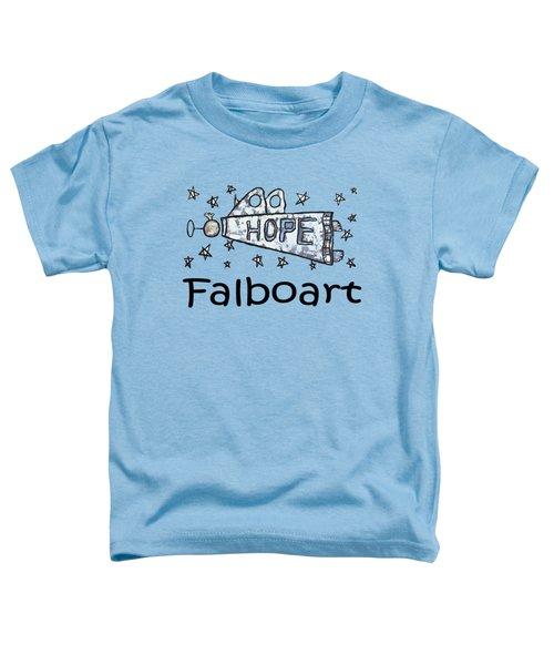 Hope T-shirt Toddler T-Shirt