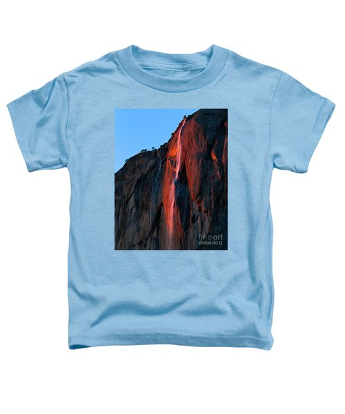 Horsetail Falls 2016 Toddler T-Shirt