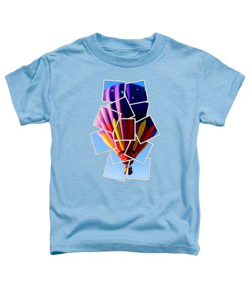 Hot Air Balloon Tee Toddler T-Shirt
