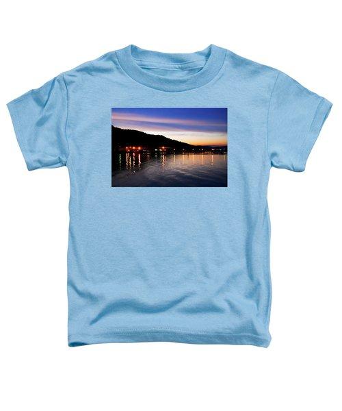 Hot Summers Night Toddler T-Shirt