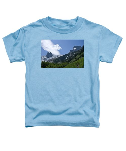 Hounds Tooth Toddler T-Shirt