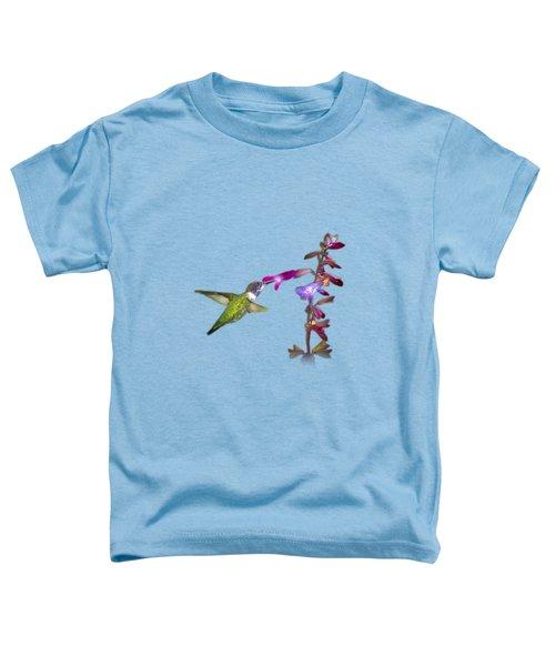 Hummingbird Design Toddler T-Shirt