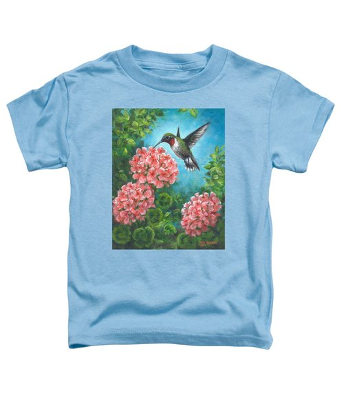 Hummingbird Heaven Toddler T-Shirt