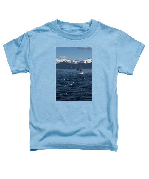 Humpback Whale Breach 3.1. Mp Toddler T-Shirt
