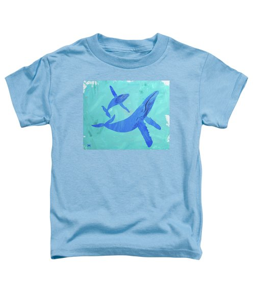 Humpback Whales Toddler T-Shirt