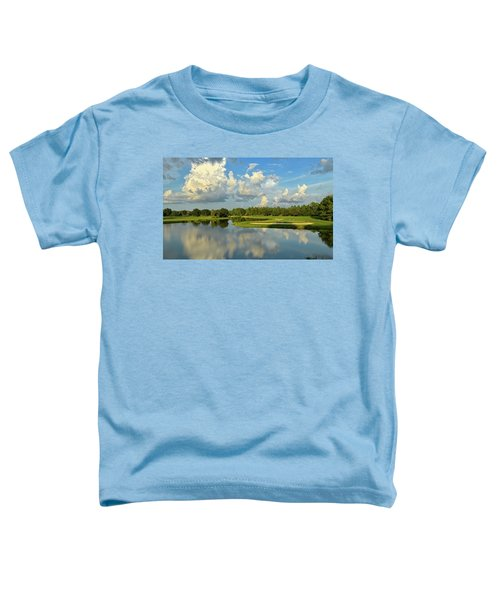 Hunter's Green Hole 18 Toddler T-Shirt