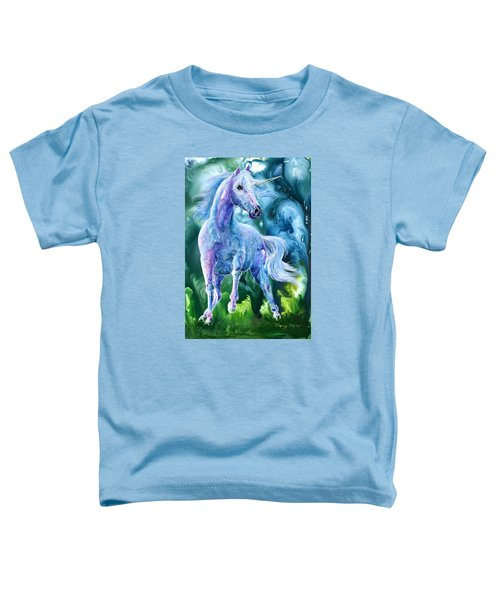 I Dream Of Unicorns Toddler T-Shirt