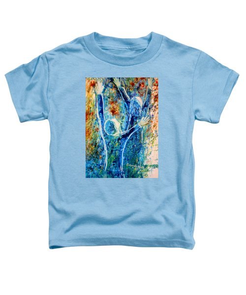 I Will Praise You In The Storm Toddler T-Shirt
