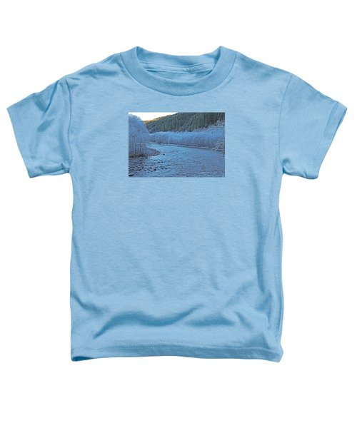 Icy River Toddler T-Shirt