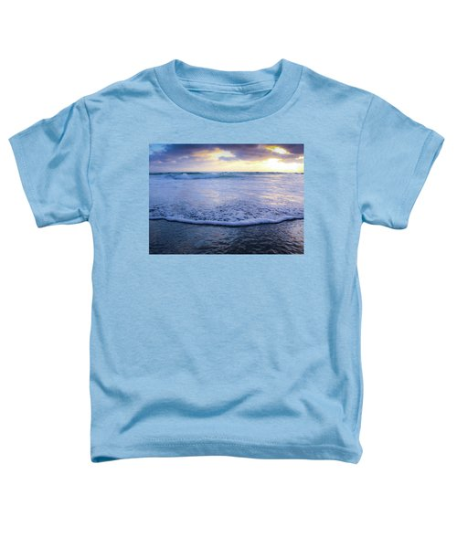 Toddler T-Shirt featuring the photograph In The Evening by Alison Frank