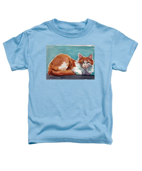 In Turquoise Toddler T-Shirt