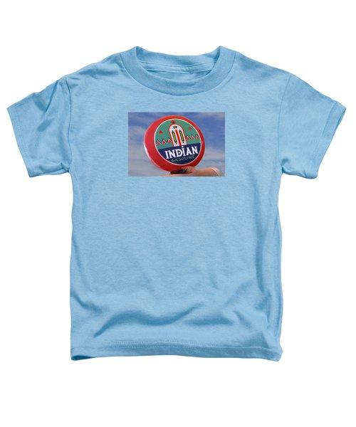 Indian Gas Globe Toddler T-Shirt