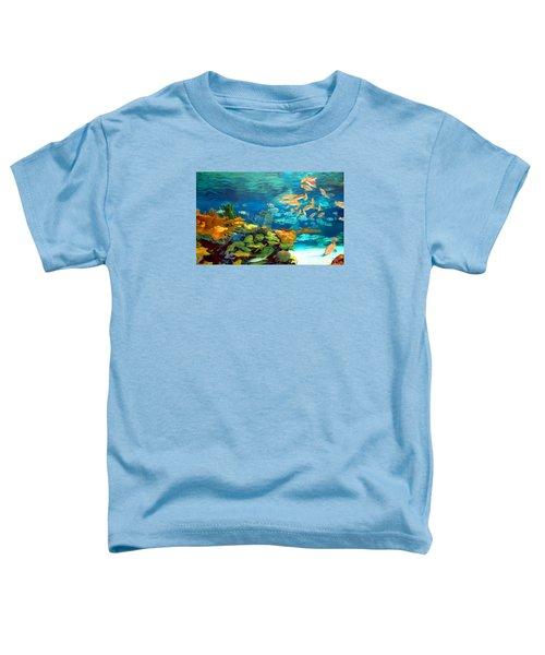 Inland Reef Toddler T-Shirt