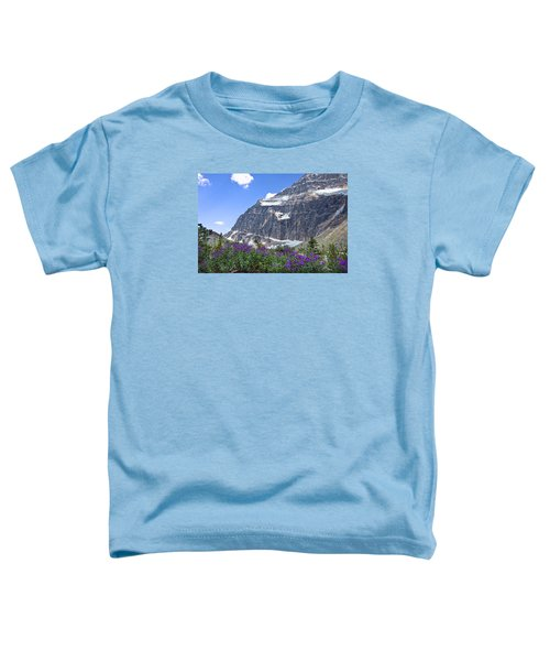 Interpretive Apps In The Canadian Rockies Toddler T-Shirt
