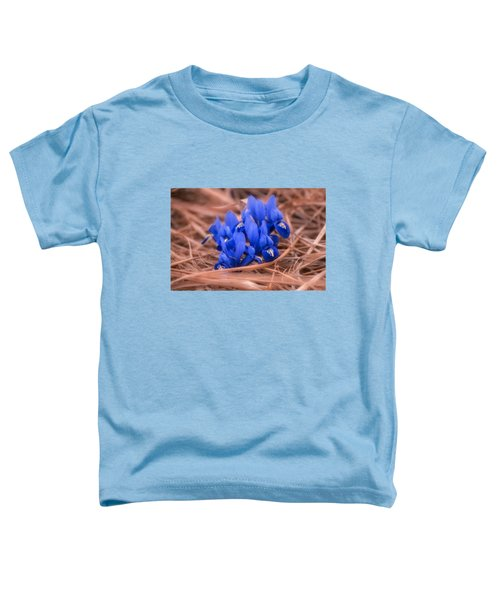 Irises Toddler T-Shirt by Konstantin Sevostyanov