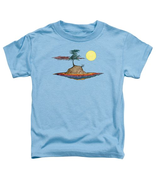 Island Toddler T-Shirt
