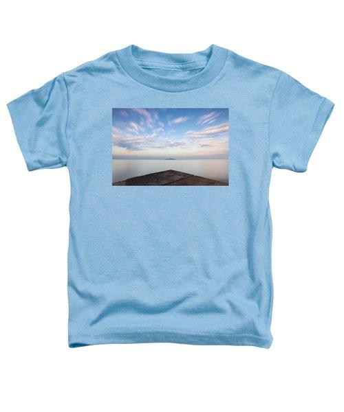 Islet Baraban With Lighthouse Toddler T-Shirt