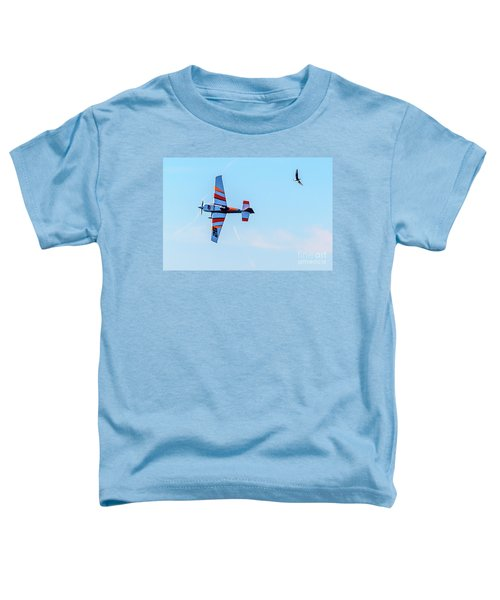 It's A Bird And A Plane, Red Bull Air Show, Rovinj, Croatia Toddler T-Shirt