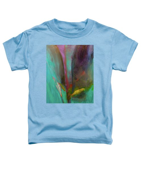 Japanese Longstem By Paul Pucciarelli The Second Toddler T-Shirt