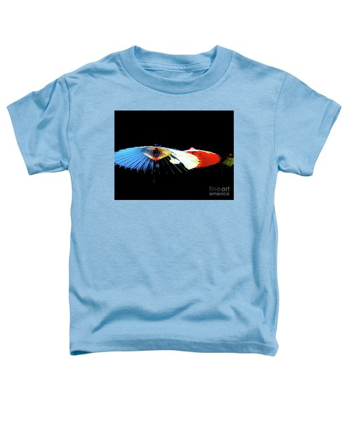 Japanese Umbrellas Assorted Colors Toddler T-Shirt
