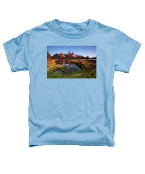 Jefferson Park Toddler T-Shirt