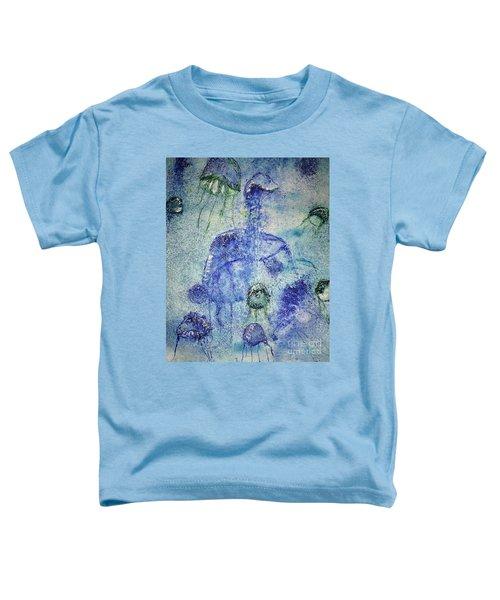 Jellyfish II Toddler T-Shirt