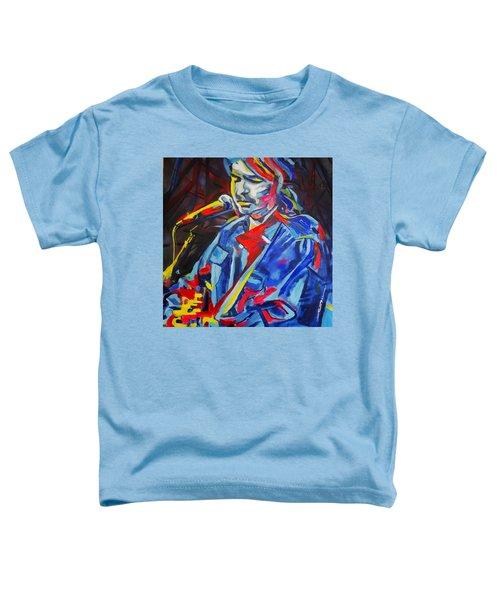 John Prine #3 Toddler T-Shirt