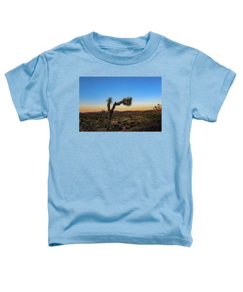Toddler T-Shirt featuring the photograph Joshua Tree by Alison Frank