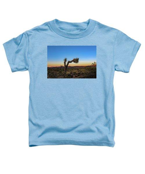 Joshua Tree Toddler T-Shirt