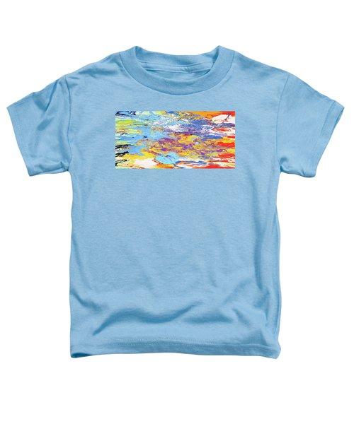 Kaleidoscope Toddler T-Shirt