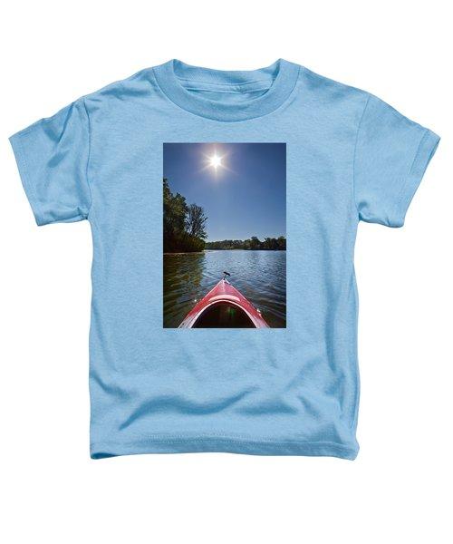 Kayak Morning Toddler T-Shirt