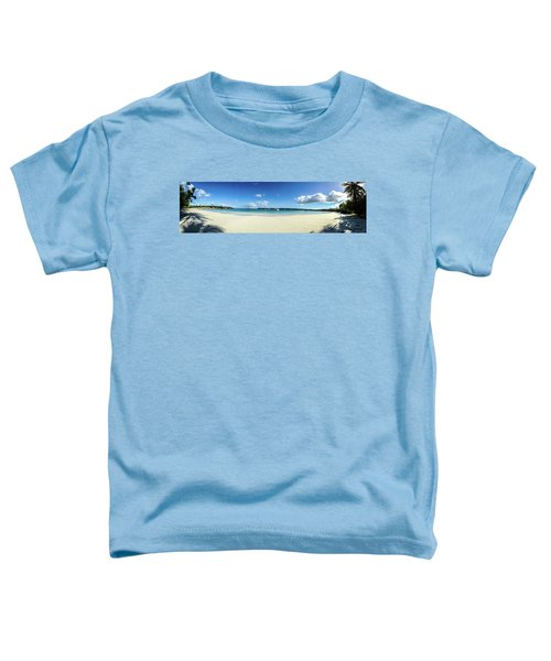 Kuto Bay Morning Pano Toddler T-Shirt