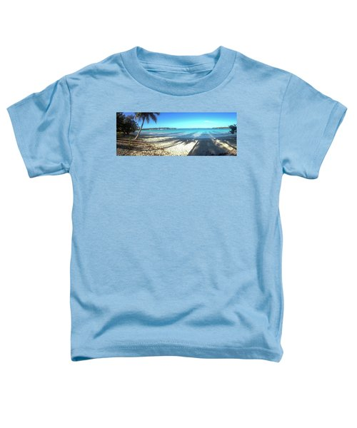 Kuto Bay Morning Toddler T-Shirt