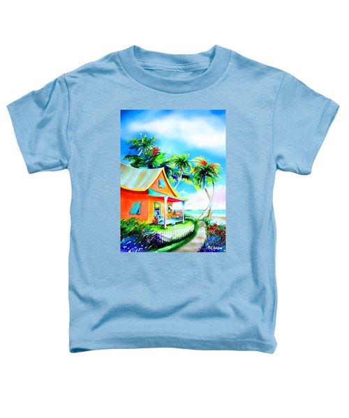 La Casa Cayo Hueso Toddler T-Shirt