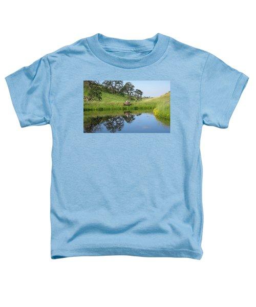 Lake Front Property Toddler T-Shirt