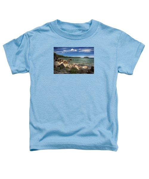 Lake Superior Toddler T-Shirt